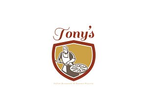 Tony's Italian Restaurant and Pizzer