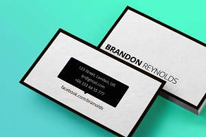 Business Card - Reynolds
