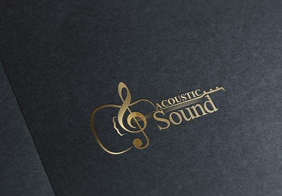 Acoustic Sound