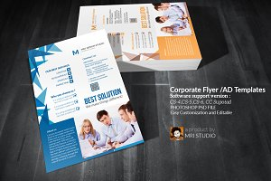 Corporate Flyer & Ad Templates