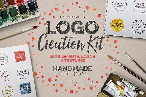 Logo Creation Kit Vol.4 - Logos