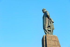 Taras Shevchenko monument in Kaniv