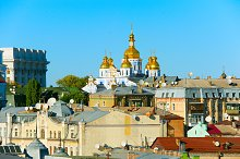 Kiev Old Town, Ukraine