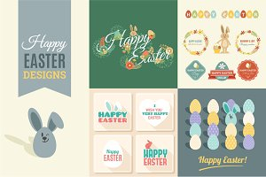 Happy Easter Designs
