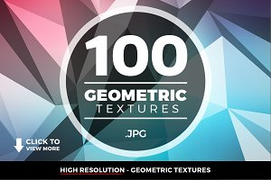 Geometric Triangle Backgrounds 100+