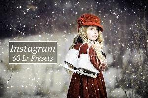 60 Instagram Lr Presets