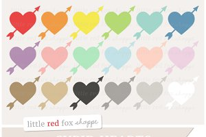 Cupid Heart Clipart