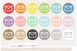 Envelope Icon Clipart