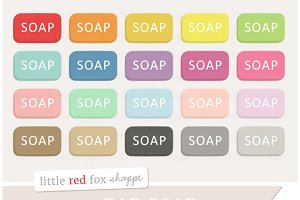 Bar Soap Clipart