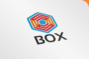 Box / hexa logo