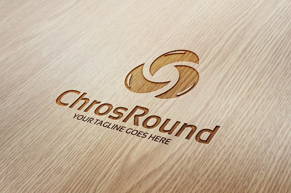ChrosRound Logo in Logo Templates - product preview 1