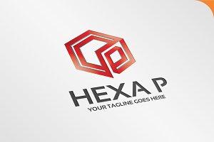 Hexa P Logo