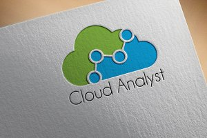 Cloud Analyst : Cloud Services Logo