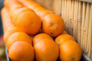 Orange for juicing