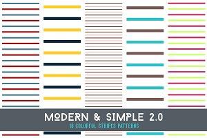 Modern & Simple 2.0