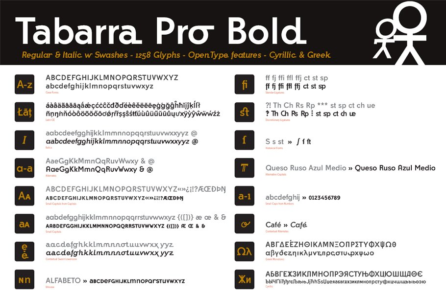 Tabarra Pro Bold