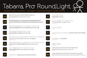Tabarra Pro Round Light