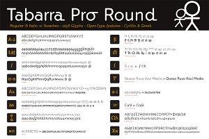 Tabarra Pro Round Book