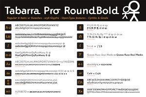 Tabarra Pro Round Bold