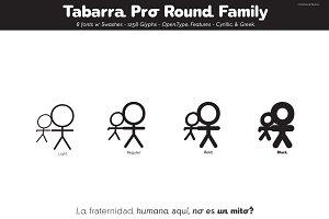 Tabarra Pro Round Family
