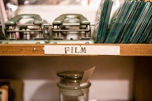Film Shelf