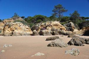 sand, strata and sun