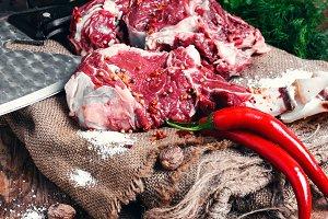 rib eye of beef