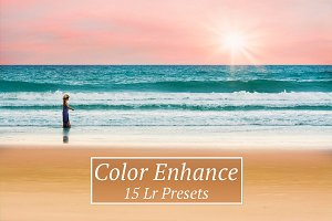15 Color Enhance Lr Presets