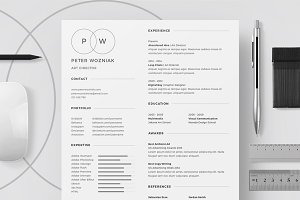 Resume/CV - Peter Wozniak
