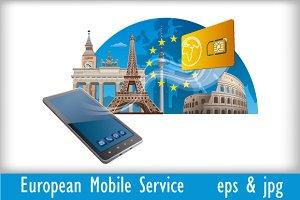 European Mobile Service