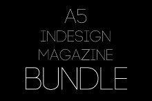 3x A5 Magazine Bundle (65% Off)