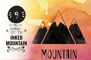 Inked Mountains