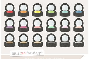 Eye Shadow Clipart