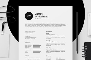 Resume/CV - Jarret Whitehead