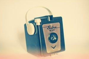 Sabre 620 vintage camera