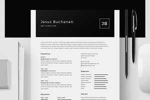 Resume/CV - Jesus Buchanan