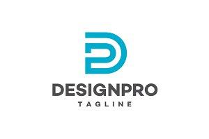 DesignPro - Letter D and P