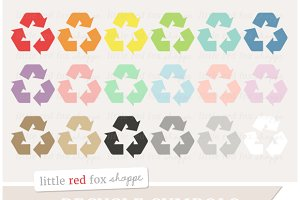 Recycle Symbol Clipart
