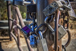 Locked (Photo)