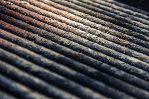 Old Barbecue Grill 1 (Photo)