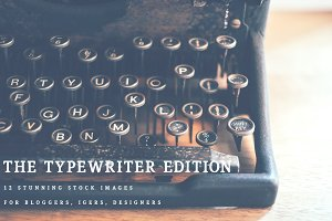 The Typewriter Edition