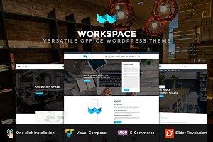 WorkSpace-Versatile Office WordPress