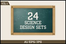 Science Design Set Vol - 1