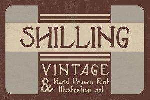 Shilling Font
