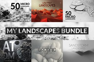 My Landscapes Bundle