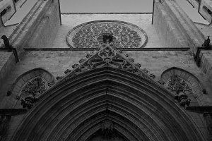 Gothic cathedral #2