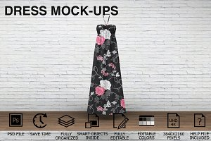 Dress Mockups - Clothing Mockups v4