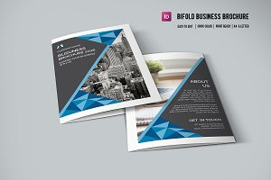 InDesign Corporate Brochure - V429