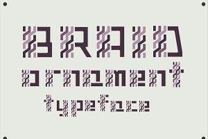 Braid Font