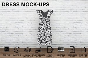 Dress Mockups - Clothing Mockups v5